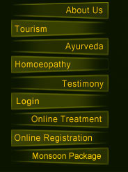 Ayur sanctuary -  Ayurveda, Homoeopathy, Nature Therapy, Yoga and meditation